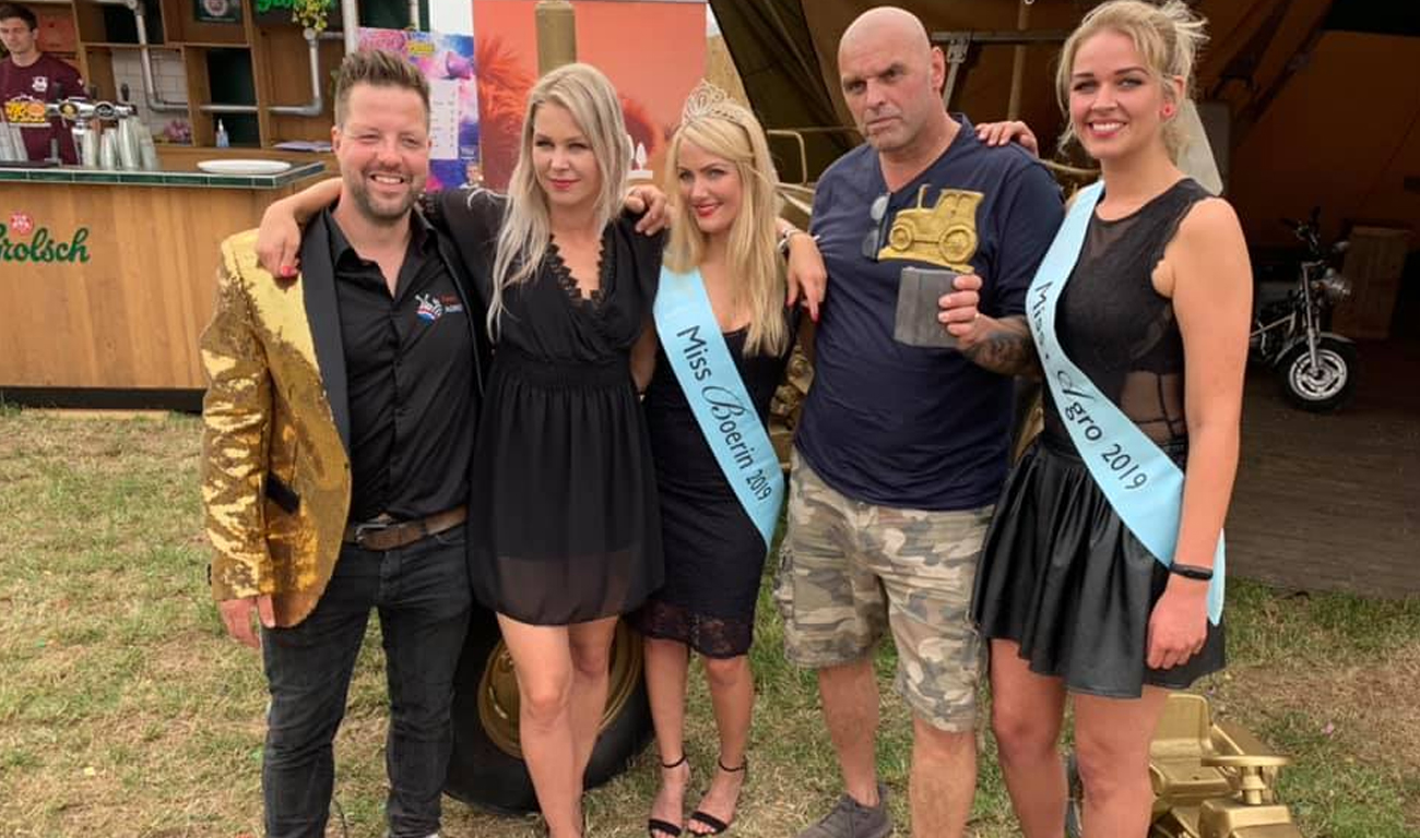 Uitreiking 1e Gouden Trekker | Team Agro NL