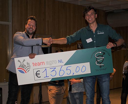 Veefokkers steunen Team Agro NL