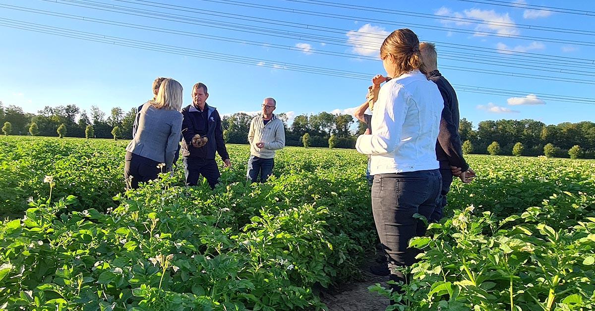 Team Agro NL haalt Den Haag naar de boeren