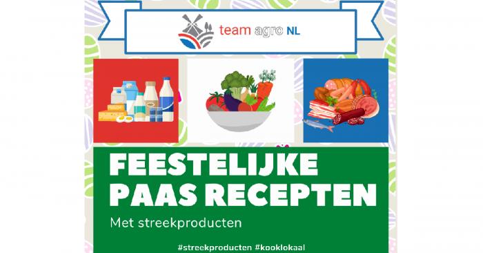 Paasrecepten Team Agro NL